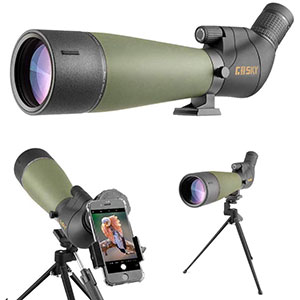 Updated 20-60x80 Spotting Scope