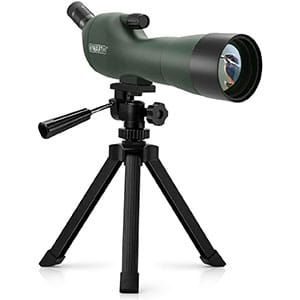 Waterproof Angled Spotting Scope