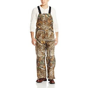 Carhartt Quilt Lined Overalls Realtree
