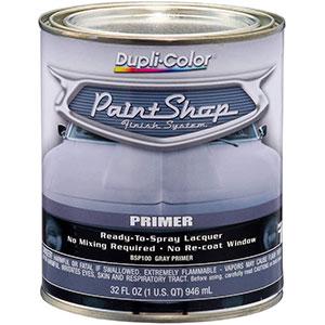 Dupli-Color BSP100 Gray Paint Shop Finish System Primer