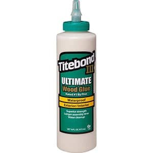 Titebond Ultimate Wood Glue