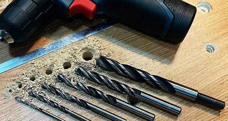 best brad point drill bits