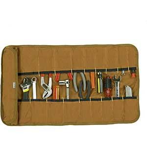 Carhartt Legacy Tool Roll, Carhartt Brown