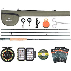 Maxcatch Extreme Graphite Fly Fishing Rod