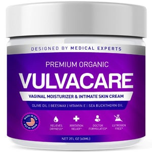 Organic Vaginal Moisturizers for Dryness/Itching/Burning