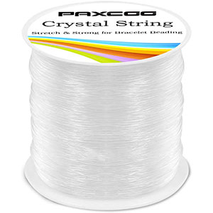Paxcoo 0.8mm Elastic String