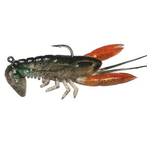 Lixada Soft Fishing Lure Crawfish Bait