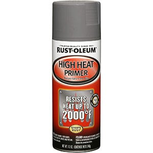 High Heat Primer Spray Paint