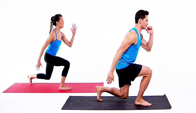 exercise mat for HIIT