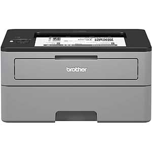 Brother | Monochrome Black and White Laser Printer | Wireless