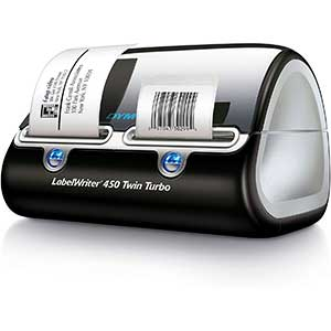 DYMO Printer for Product Labels | Dual Printing