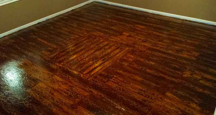 How To Paint A Plywood Floor