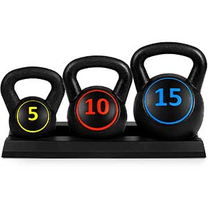 Best Choice Kettlebell for Beginners | 3 Kettlebells
