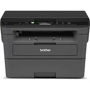 Brother Wireless Printer Black and White | Duplex