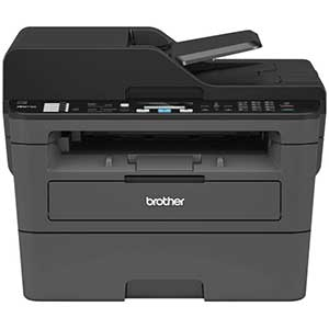 Brother Wireless Printer Black and White | Less Refill