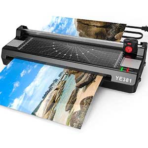 Eficentline Laminator for Home Use | Less Noise