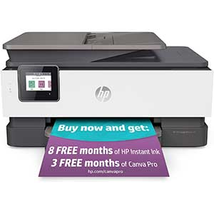 HP | OfficeJet Pro | All-in-one Wireless Printer for Students