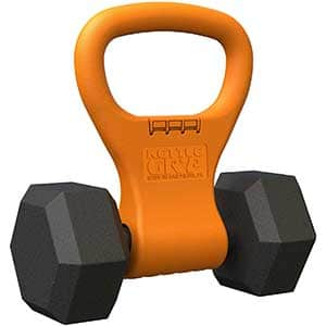 Kettle Gryp Kettlebell for Beginners | Lifetime Warranty