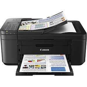 Canon TR4520 Wireless Printer For Chromebook | Multifunctional