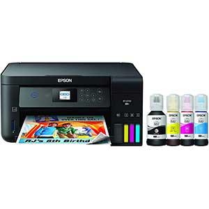 Epson Eco Tank 2750 Inkjet Printer For Sublimation | Super Tank