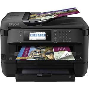 Epson WorkForce 7720 Inkjet Printer For Sublimation | Wireless