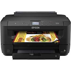 Epson Workforce 7210 Inkjet Printer For Sublimation | Versatile