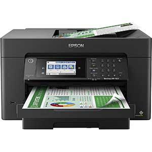 Epson Workforce 7820 Inkjet Printer For Sublimation | Duplex