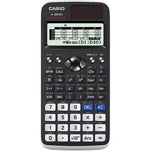 Casio FX-991EX Scientific Calculator | High-Resolution LCD Display