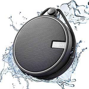 INSMY C12 Waterproof Shower Bluetooth Speaker | Bluetooth 5.0