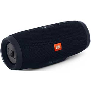 JBL Charge 3 Waterproof Bluetooth Speaker | Portable Device Charger