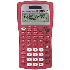 Texas Instruments TI – 30XIIS Scientific Calculator   2-line display