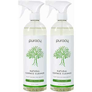 Puracy Streak-Free Surface Cleaner   All Natural